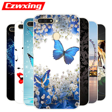 For Huawei Y6 Prime 2018 Case 5.7 Silicone TPU Cover Phone Case For Huawei Y6 Prime 2018 ATU-L31 ATU L31 Y 6 Y6Prime 2018 Case все цены
