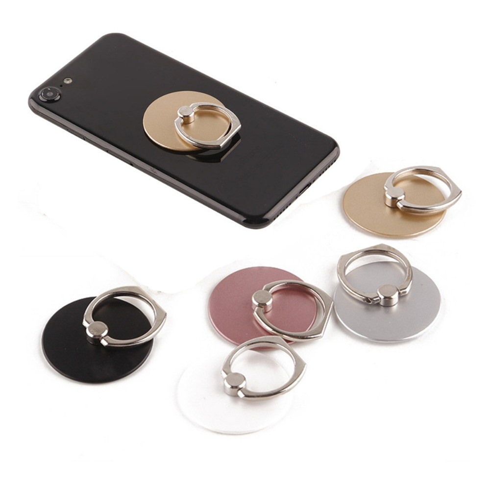 Mobile Phone Holders For Desk Hanging Universal Stands Metal Phone Ring Holder Magnetic Magnetic Black Marble Holde