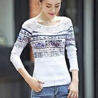 BOBOKATEER Striped T Shirt Women Tops Cotton Camiseta Mujer 2017 Short Sleeve T Shirt Women Top