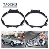 TAOCHIS Car Styling Frame Adapter Module DIY Bracket Holder For Subaru Outback Hella 3 5 Q5