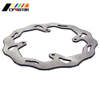 Motorcycle Steel Front Brake Disc For HONDA CR250 CR500 CRF 150 230 SL230 XL250 XLR125 XR125 XR250 XR400 XR440 XR600 XR650