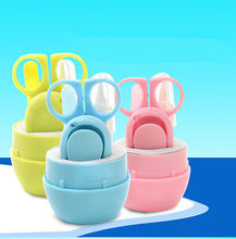 Baby Infant Finger Toe Nail Clipper Safe Scissor Kids Cutter Manicure Cutters Trimmer For Baby Toddler Cleaning Tools