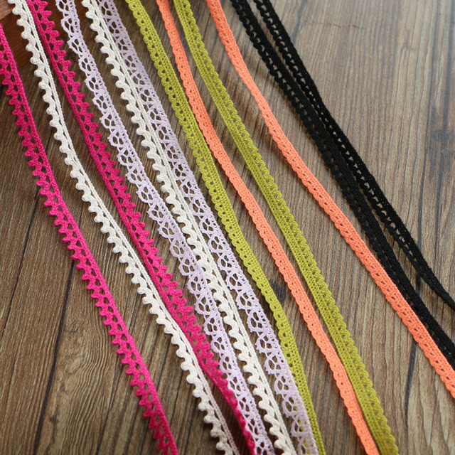 20 Yard Cotton Yarn knitting Lace Accessories 2