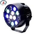 ZjRight DMX control RGBW LED par light 15W LED stage lighting Disco KTV dj light Bar Equipment projector full color lighting