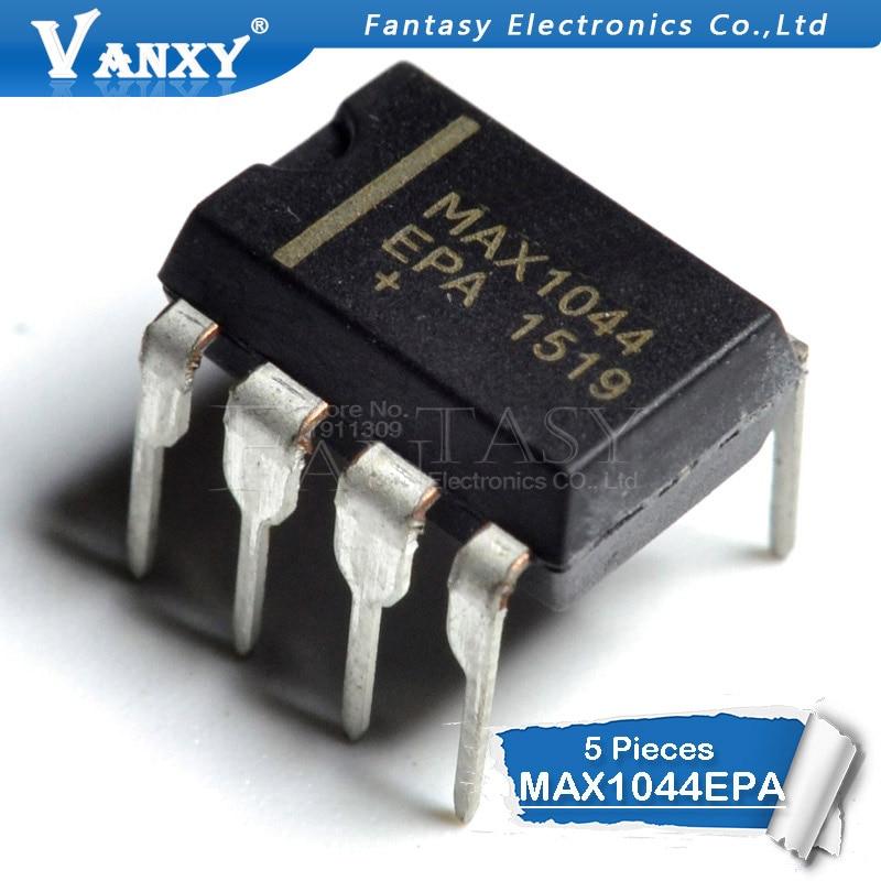 5PCS MAX1044EPA DIP8 MAX1044 DIP