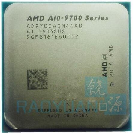 AMD A10-Series A10-9700 A10 9700 3,5 GHz Quad-Core Процессор процессор AD9700AGM44AB разъем AM4