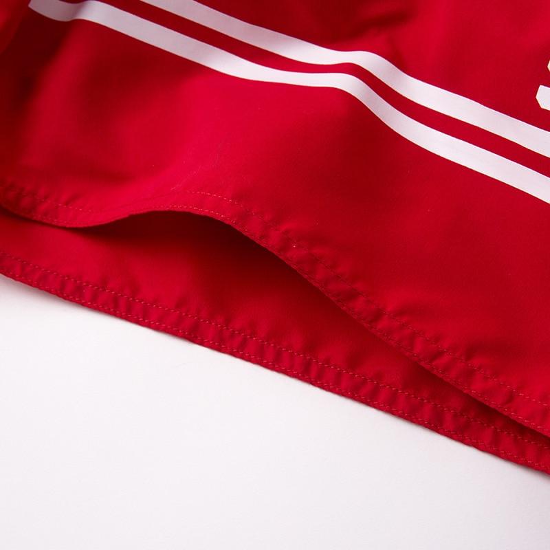 QIKERBONG Shorts de playa de secado rápido para hombres Trajes de - Ropa de hombre - foto 5