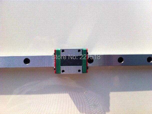 1pcs MGN12  L500mm linear rail  + 1pcs MGN12C 1pcs mgn12 l150mm linear rail 1pcs mgn12c