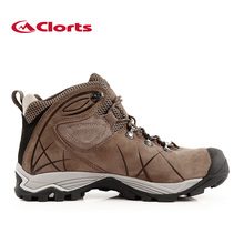 New Clorts Men Hiking Boots Professional Mountaineering Shoes Waterproof Climbing Boots Outdoor Shoes for Man HKM-802A