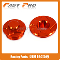 Engine Ignition Cover Oil Plug For KTM SXF SMR EXCF XCF XCFW 250 350 450 505