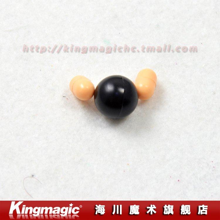 Kingmagic психического Мощность Ball Супер Ментализм Волшебные трюки магия реквизит Игрушечные лошадки