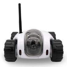 2016 Облако Rover танк робот Wi-Fi Интернет P2P RC шпион автомобиль, камера ночного видения видео автомобиль игрушки беспроводной сети дистанционного управления