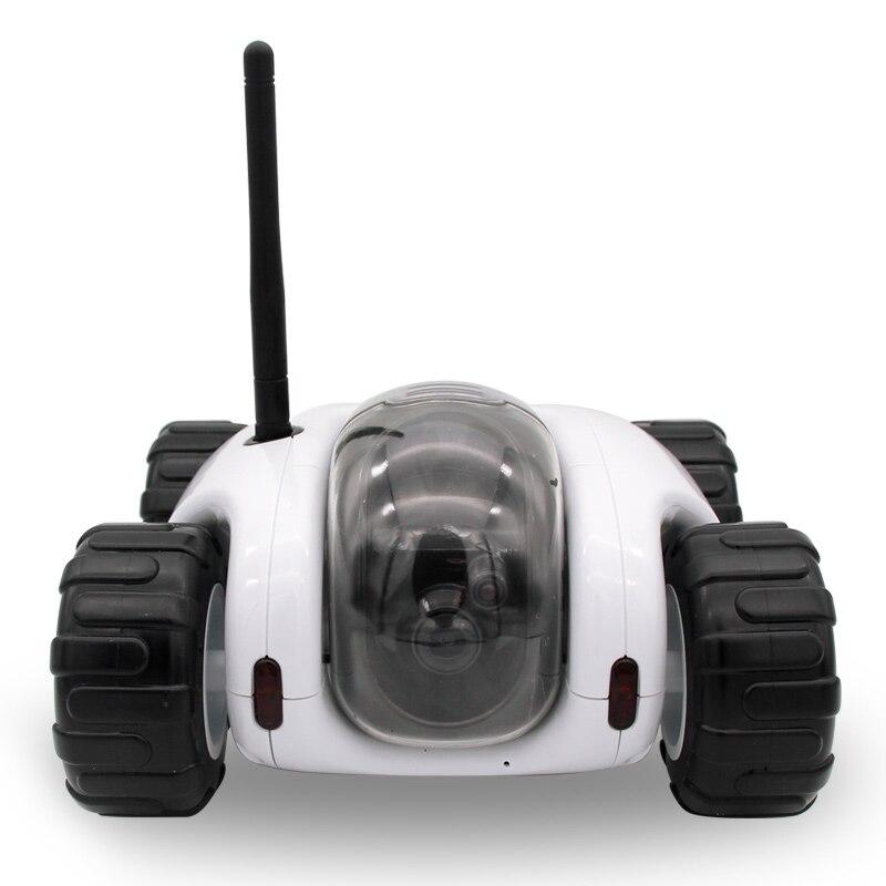 bilder für 2017 Cloud-Rover tank roboter WiFi Internet P2P spy RC auto, nachtsicht kamera video spielzeugauto drahtlose netzwerk fernbedienung