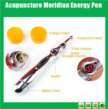 Electronic Laser Acupuncture Machine Magnet Therapy Energy Pen massager