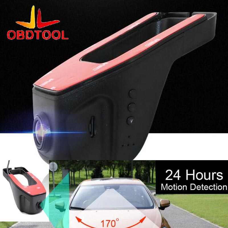 Universal Car DVR Wifi font b Camera b font Car DVRS Video Recorder Monitor Dash Cam