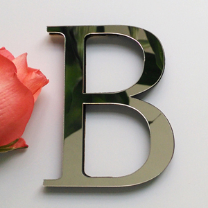 Decorative Wall Letter