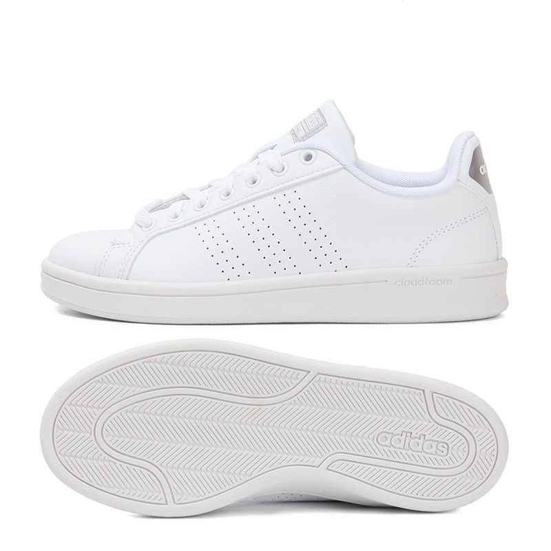 Original New Arrival Adidas NEO Label ADVANTAGE CL WCOURT Women's Skateboarding Shoes Sneakers