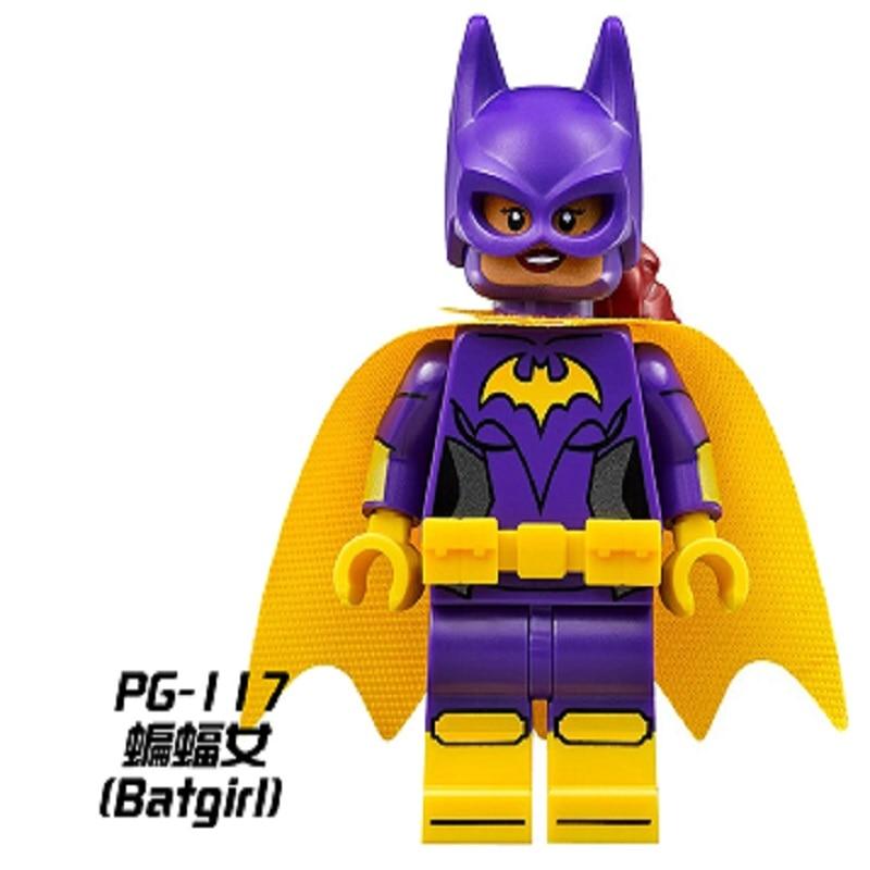 Single Sale Commissioner Gordon Super Hero star war Batman Movie f Building Block edcation action childrens Gifts Toys PG118