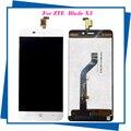 Para zte blade x3 d2 t620 display lcd com tela de toque digitador assembléia frete grátis