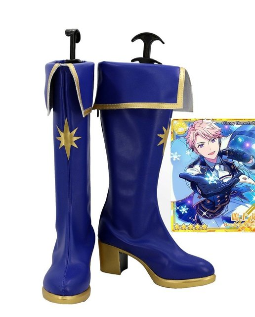 Ensemble Stars Star Festival Cosplay Shoes Boots Custom Made