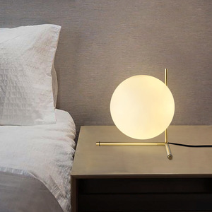 Image 5 - モダンなスタイルのリビングルームレストランペンダントライト北欧服装飾ガラス玉のペンダントランプ