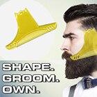 Beard Styling Templa...