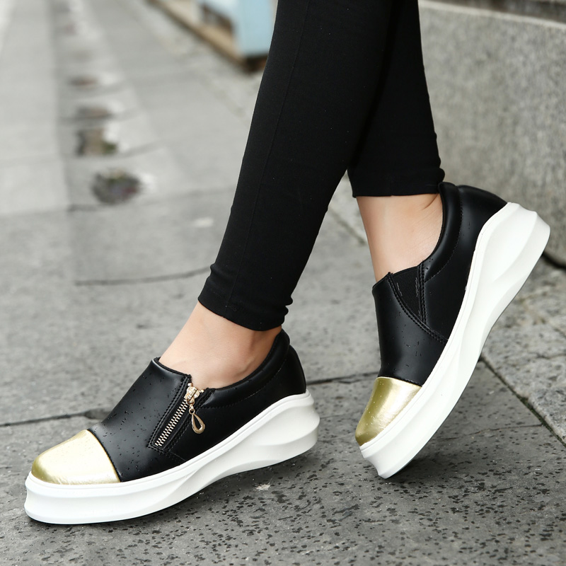 Zapatos con cremallera para mujer lhf0uGGZcS