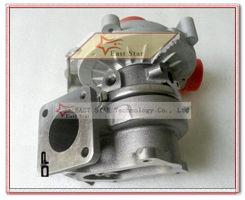 RHF5 VJ24 WL01 VC430011 VB430011 VA430011 турбина, турбонаддув для MAZDA Bongo 1995-2002 двигателя J15A 2.5L 76HP