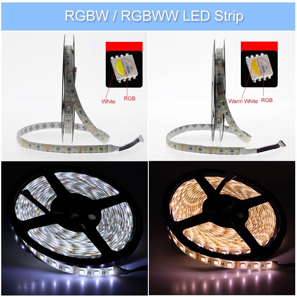 4 em 1 rgbw led strip 5050 01