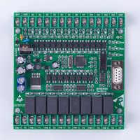 Plc programmable logic controller fx2n 20mr stm32 12 eingang 8 relais ausgang lernen bord automatische motor fahrer DC 24V