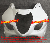 Injection Mold ABS Upper Front Fairing Cowl Nose Bodykit for Suzuki 2003 2004 GSXR1000 K3