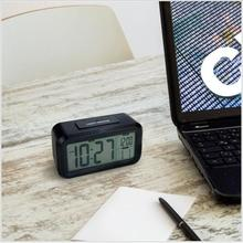 Smart Student Alarm Clock LCD light Snooze functional desktop clock Kids Table Clock, Bedroom well readable for night