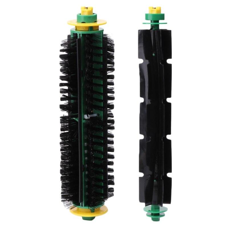 1 Set Main Brush Kit For iRobot Roomba 500 Series 530 560 570 52708 56708 Parts akg ivm4500 set bd7 500 1 530 5