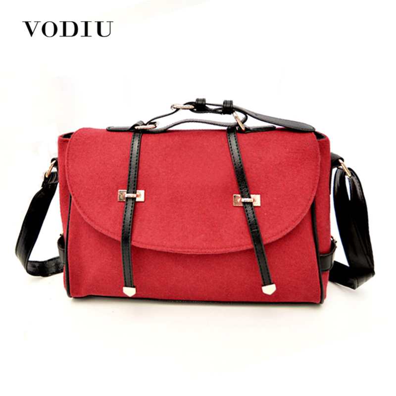 Women Handbags Shoulder Bag Vintage Crossbody Female Tote Messenger Bags Scrub Leather Red High Quality 2017 Hot Sale Women Bag hot sale 2017 vintage cute small handbags pu leather women famous brand mini bags crossbody bags clutch female messenger bags