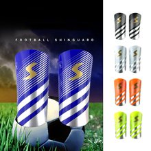 1 Pair Football Shields Soccer Shin Guards Low Leg Support Calf Protector Sports Calf Sleeve with EVA Shockproof Pad for Adults цена