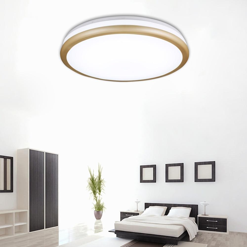 20inch 30W Round Flush Mount LED Ceiling Light 110V 220V for Living ...