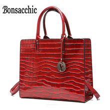 Patent Leather Women Handbag Lacquered Ladies Hand Bag Luxury Handbags Women Bags Designer Red Clutch Sac Vernis Femme Rouge недорого