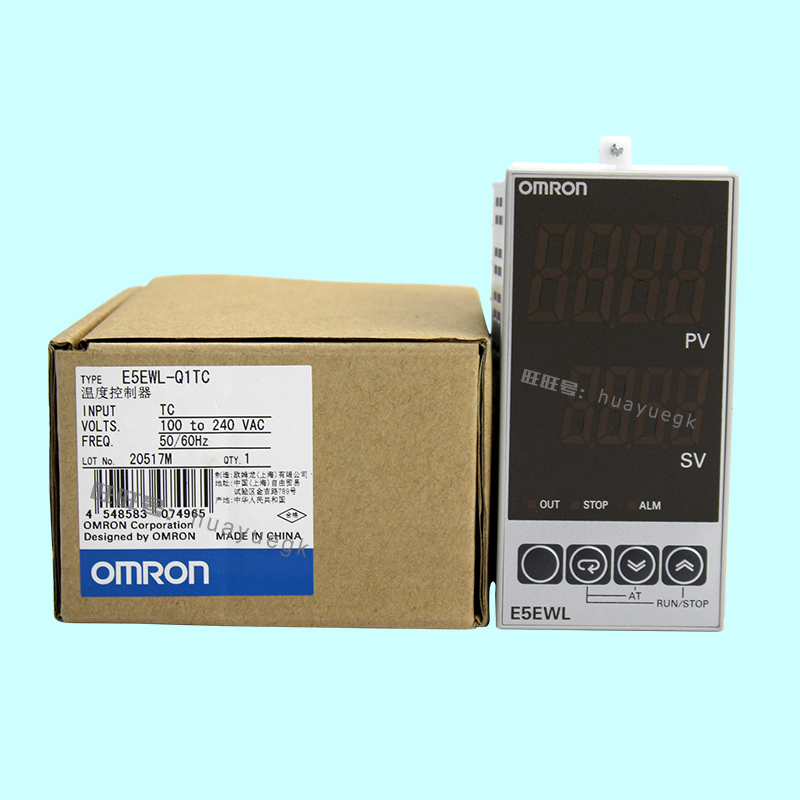 цена на OMRON original authentic 100% new E5EWL-QITC electronic temperature controller digital display temperature controller