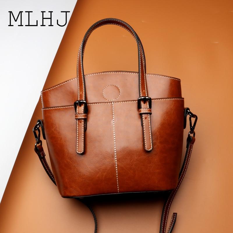 MLHJNew Lady bag product wholesale cool fashion handbag female leather bag large capacity handbag автоаксессуар cool lady