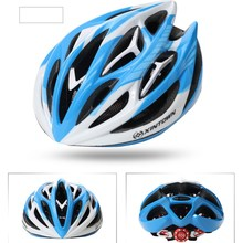 Q533 Free shipping Keel mountain bike helmet integrated molded helmet riding helmet bicycle equipment Multi-color optional