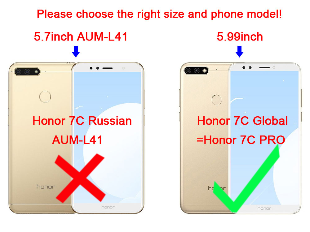 Image 2 - Silicone Case for Huawei Y7 2018 Case TPU Back Cover for Huawei Honor 7C 5.99'' Phone Covers Y7 Prime 2018 Case Y7 Pro 2018-in Fitted Cases from Cellphones & Telecommunications