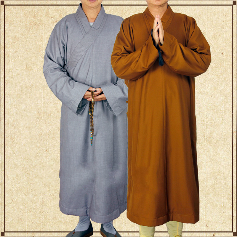 Buddhist clothing store