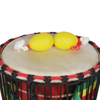 Wrist Sand Egg Instruments African Drum Ukulele Dedicated Accompaniment Shakers Rhythm Instrument Sand Egg Set