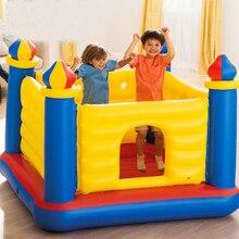 Детский батут замок прыжки океан мяч бассейн игровая площадка надувная подушка