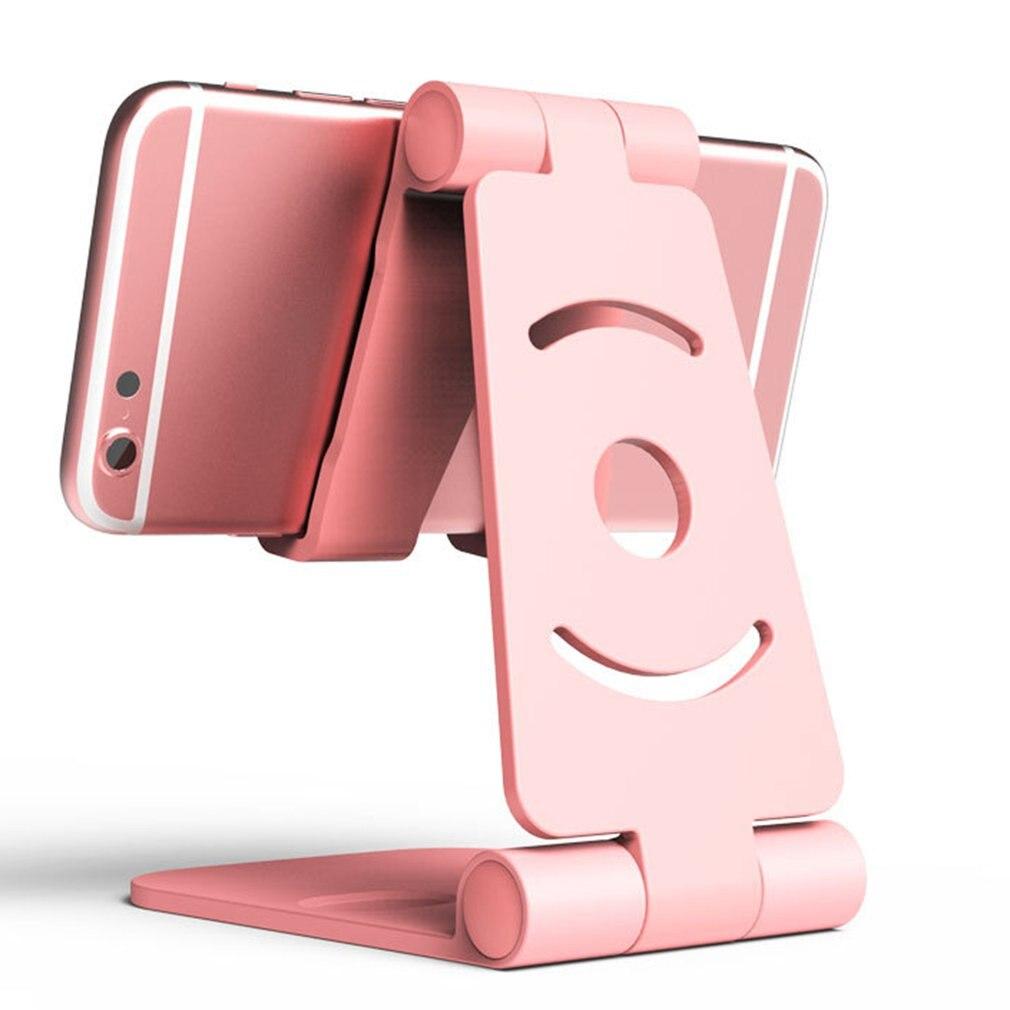Universal Portable Durable Phone Adjustable Foldable Cell Phone Tablet Desk Stand Holder Phone Bracket Mini ultra light desktop Сотовый телефон
