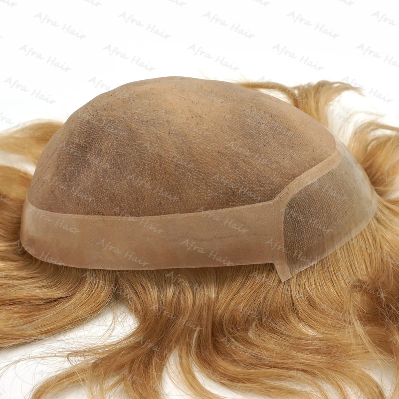frontal remi hair piece toupee
