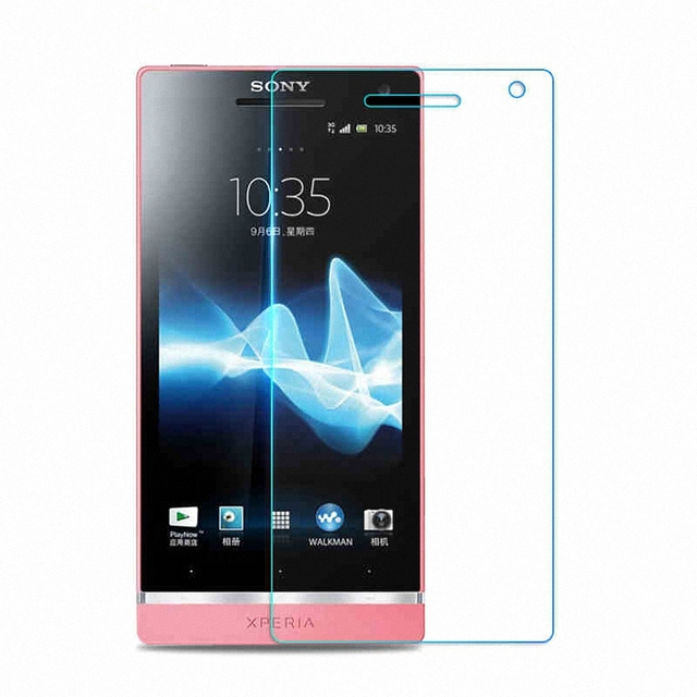 for sony xperia sl lt26ii tempered glass screen protector for sony rh aliexpress com Disassemble Xperia P Xperia M2 LTE Review