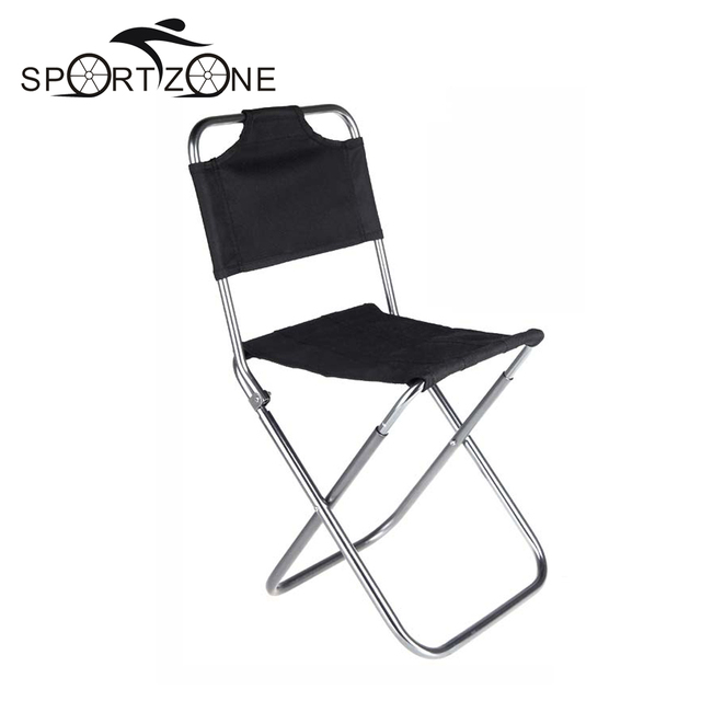 Fishing Chair Carry Bags Massage With Foot Ultra Light Foldable For Kids Black Aluminum Oxford Cloth Seat Outdoor Picnic Beach Bag