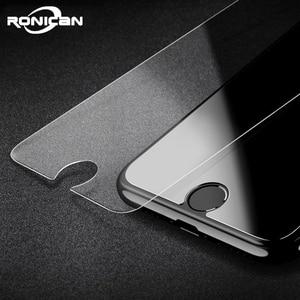 Image 5 - 아이폰 X 5 5s 5c 6 6S 7 8 플러스 방폭 스크린 프로텍터 필름 아이폰 XR XS MAX 4 4S 유리에 대 한 10 개/몫 강화 유리