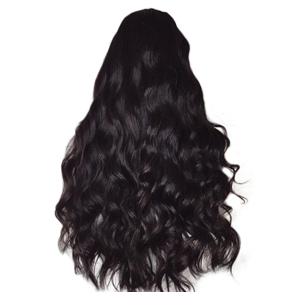 Hot 2019 Human Hair Wig For Women Pre Plucked Hairline With Baby Hair 8-26Inch Brazilian Remy Black Wigs Freeshipping 40pNo28   Hot 2019 Human Hair Wig For Women Pre Plucked Hairline With Baby Hair 8-26Inch Brazilian Remy Black Wigs Freeshipping 40pNo28